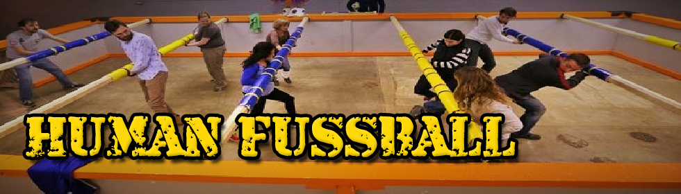 human fussball